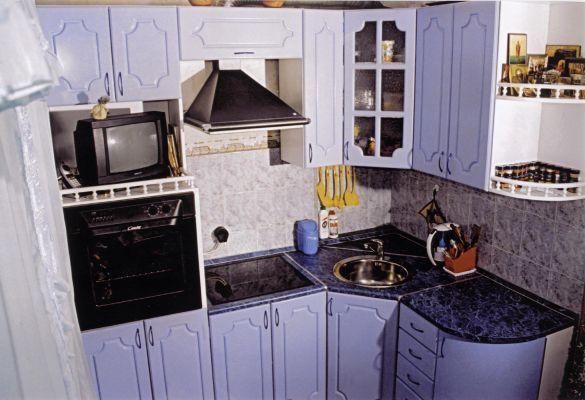 Обновить фасады кухни из мдф